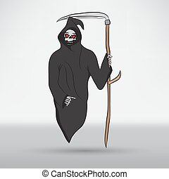 scytheman, smrt