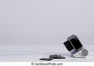 SD Cards on Desk