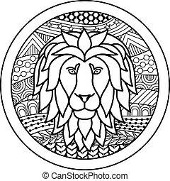 señal, leo, zodíaco