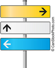 señales carretera