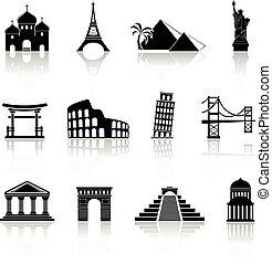 señales, iconos