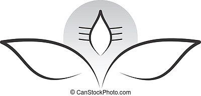señor, meditación, shiva, postura