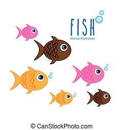 sea animals design