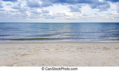 sea beach view thailand