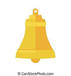 Sea Bell Vector Icon