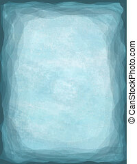 Sea Blue Parchement - My design for a background with colors...