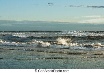sea breakers