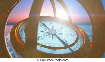 Sea Compass - image of sea Compass