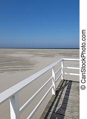 Sea cottage on the island of Vlieland
