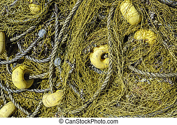 Sea drift net