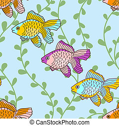 sea-fish-pattern