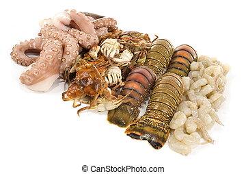 Sea Fruits
