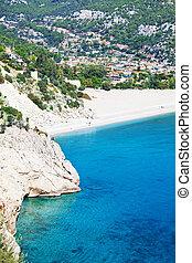 Sea in Turkey