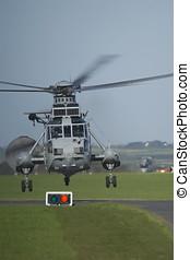 Sea King Helicopter Mk7 ASaC - Sikorsky Sea King Mk7...