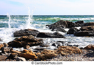 sea landscrape