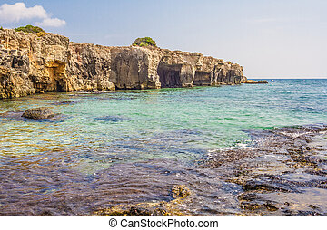 Sea of Arenella - Siracusa, Sicily