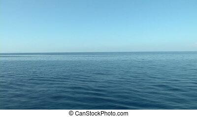 sea over