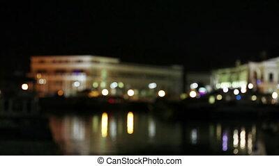 Sea Port of nights