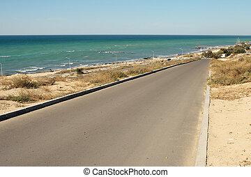 sea., route