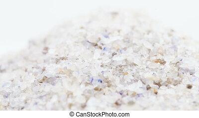 Sea salt in bulk rotation