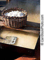 Sea Salt Production