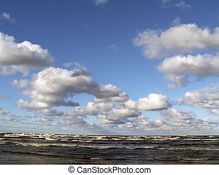 Cold Baltic Sea