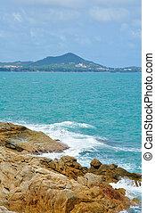 Sea stone