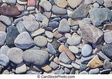 sea stone wallpaper