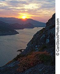 sea sunrise (3)