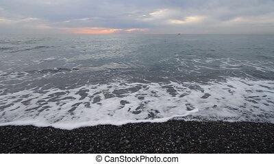 Sea sunset 06.