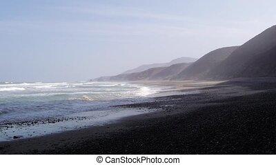 Sea surf, Morocco Africa