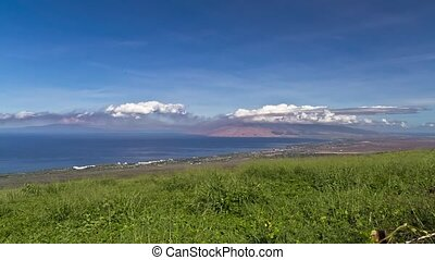 Sea view at Maui, Timelapse, Hawaii - Shot on Maui, Hawaii,...