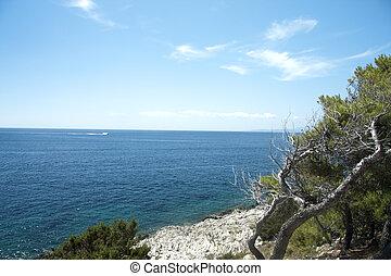 Sea view - Croatia