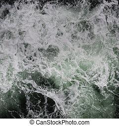Sea Water Splash