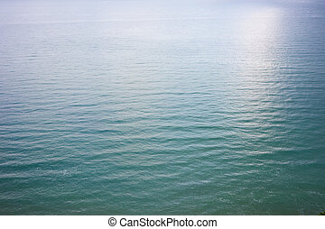 water surface - sea water surface