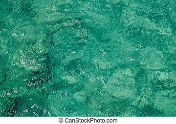 Sea water texture