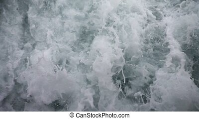 Sea Water Waves