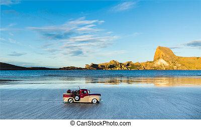 Sea Weed Truck
