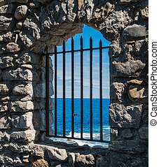sea window