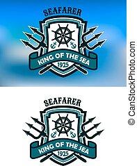 Seafarer marine banner - Seafarer and King Of The Sea banner...