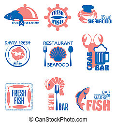 seafood label