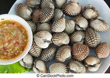 Seafood shellfish