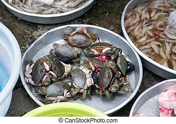 Seafood Street Market