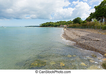 Seagrove Bay Bembridge Isle of Wigh