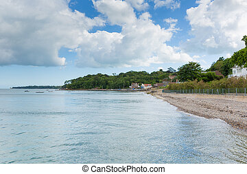 Seagrove Bay near Bembridge IOW