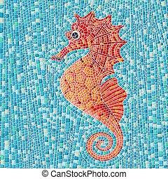 seahorse, mózesi