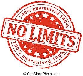 Seal damage - no limits - 100% Guar