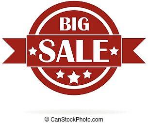 Seal of big sale