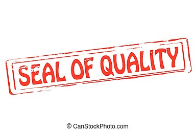Seal of quality