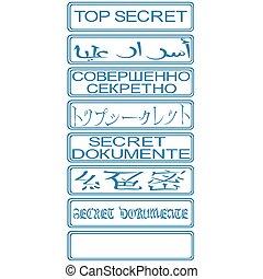 Seal of Top Secret